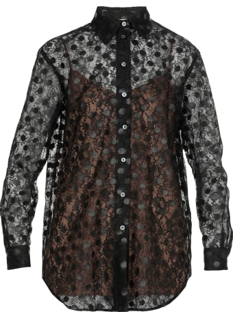 Marco de Vincenzo Laces Shirt