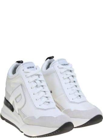 Ruco Line Rucoline Sneakers R-evolve In Fabric And Suede