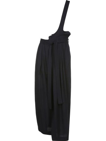 Enföld One Shoulder Strap Skirt