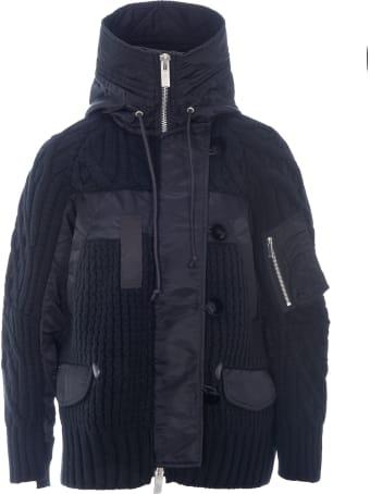 Sacai Knit Jacket