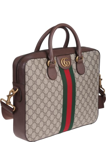 Gucci Ophidia briefcase
