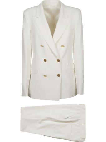 Tagliatore Double-breasted Plain Suit