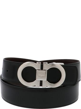 Salvatore Ferragamo 'belt Box' Belt