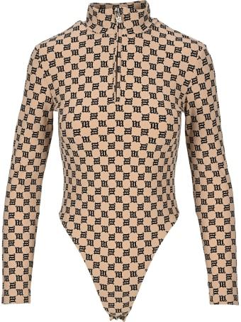 MISBHV Monogram Body Suit
