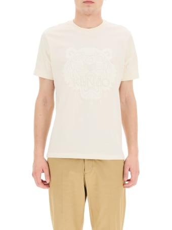 Kenzo T-shirt Flock Tiger