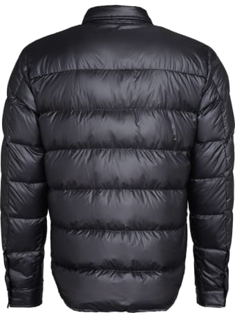 Add Down Jacket With Snaps