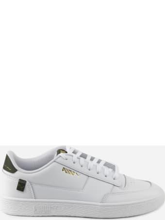 Puma Select Ralph Sampson Mc Clean Leather Sneakers