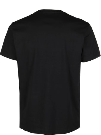 Diesel Black Cotton T-shirt