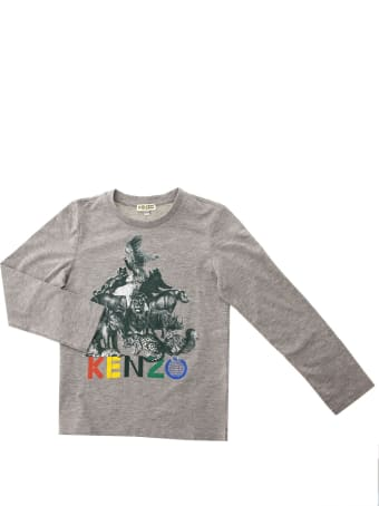 Kenzo Crazy Jungle Tee