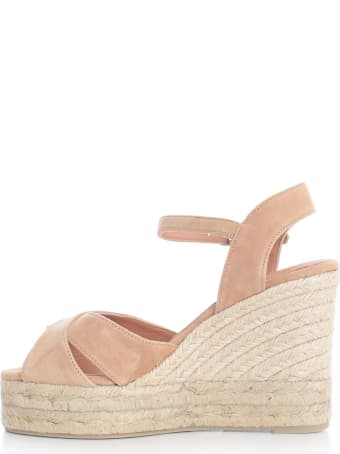 Castañer Blaudell Sandals 8 Cm