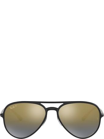 Ray-Ban Ray-ban Rb4320ch Black Sunglasses