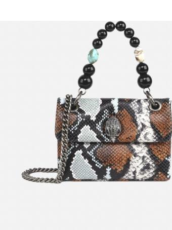 Kurt Geiger Kensington X Mini Leather Shoulder Bag