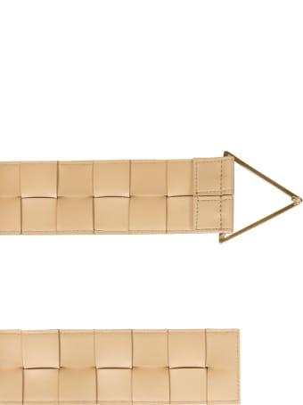 Bottega Veneta Braided Nappa Belt