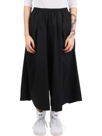 Plantation X Descente Black Trousers