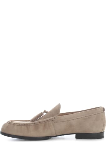 Tod's Rubber Tassels Loafers