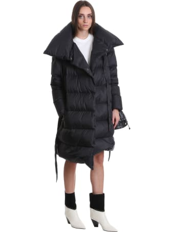 Bacon Puffa 90 Clothing In Black Polyester