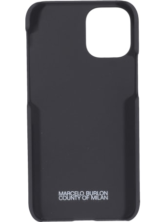 Marcelo Burlon Iphone12 Wings Case