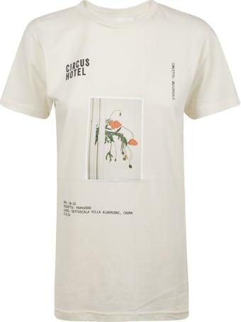 Circus Hotel Graphic Print T-shirt