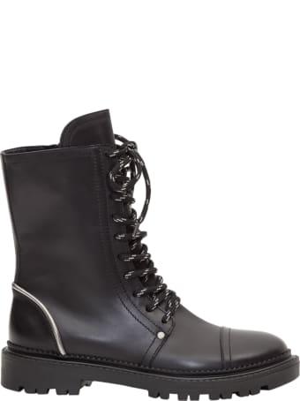 Casadei Combat Boots
