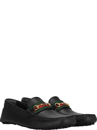 Gucci Men's Driver With Web