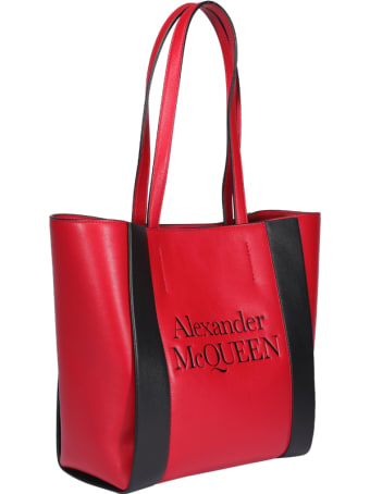 Alexander McQueen Signature Small Shopping Bag