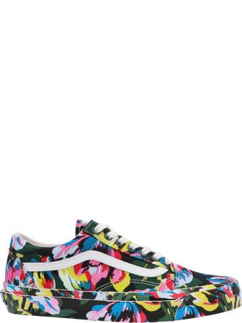 Kenzo 'old Skool' X Vans Shoes