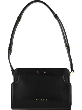 Marni Mini Trunk Reverse Shoulder Bag