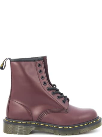 Dr. Martens 1460 Red Cherry Smooth
