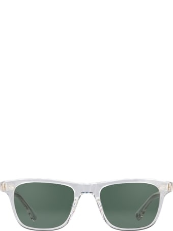 Garrett Leight Wavecrest Cr-sfgrng-plr Sunglasses