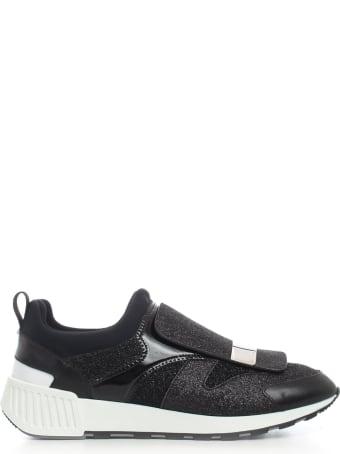 Sergio Rossi Sneakers Lurex