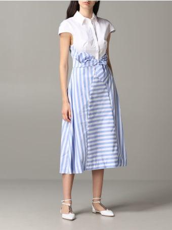 Stella Jean Dress Stella Jean Dress With Skirt