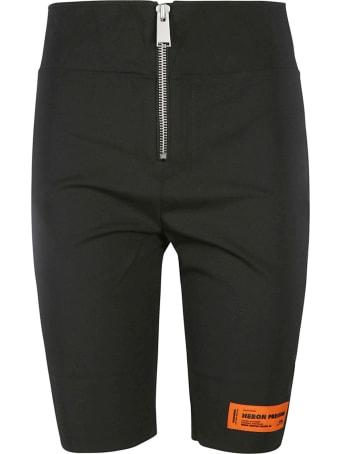 HERON PRESTON Tailored Woven Shorts