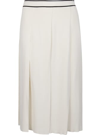 Gucci High-waist Pleated Skirt