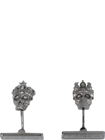 Alexander McQueen 'skull' Cuffs
