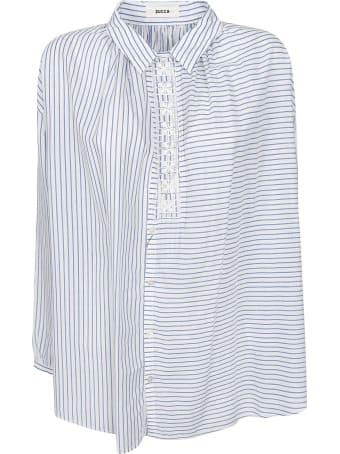 Zucca Stripe Print Shirt