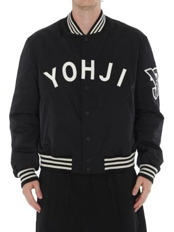 Y-3 Logo Yohji Bomber