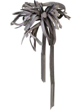 Fabiana Filippi Embellished Necklace