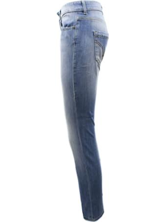 Dondup Light Blue Denim Jeans