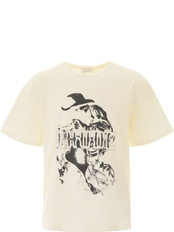 Rhude Saddle T-shirt