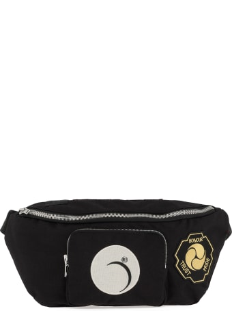 McQ Alexander McQueen Pouch With Patches