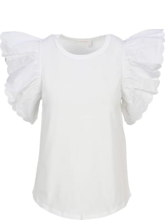 See by Chloé See By Chloe' Butterfly T-shirt