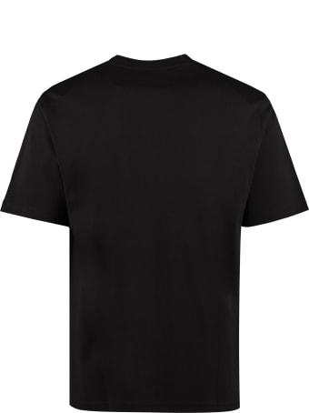 Burberry Cotton Crew-neck T-shirt