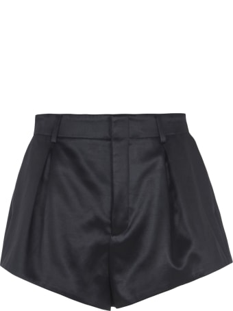 Saint Laurent Buttoned Shorts