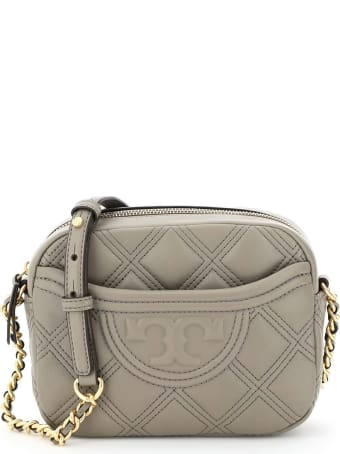 Tory Burch Fleming Matelasse' Camera Bag