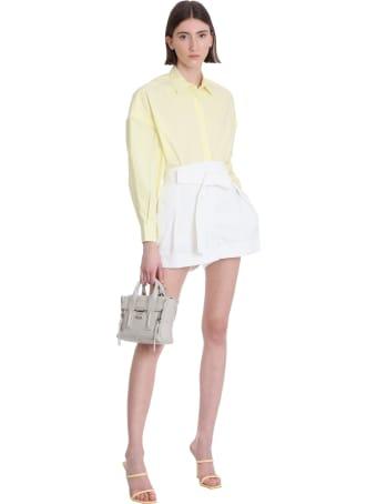 3.1 Phillip Lim Shirt In Yellow Cotton