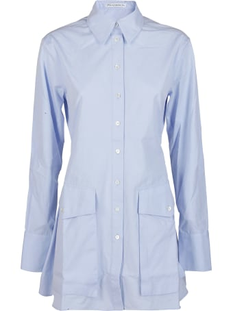 J.W. Anderson Light Blue Cotton Shirt