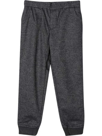 Emporio Armani Gray Trousers Teen