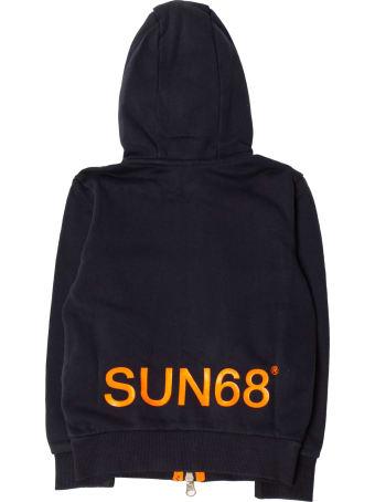 Sun 68 Sun68 Cotton Sweatshirt