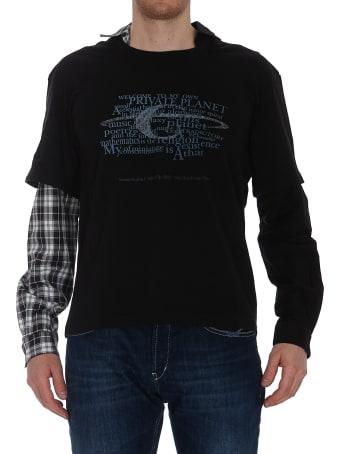 C2h4 Double Layer Sweatshirt