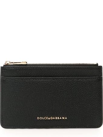 Dolce & Gabbana Logo Cardholder